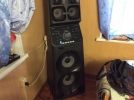 Домашняя аудиосистема Sony MHC-V90DW