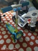 Кресло,велосипед, элепс тренажер, самокат, мотоцик