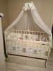 Кровать для новорожденного+матрас