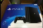 Sony PlayStation 4 Pro + VR + camera