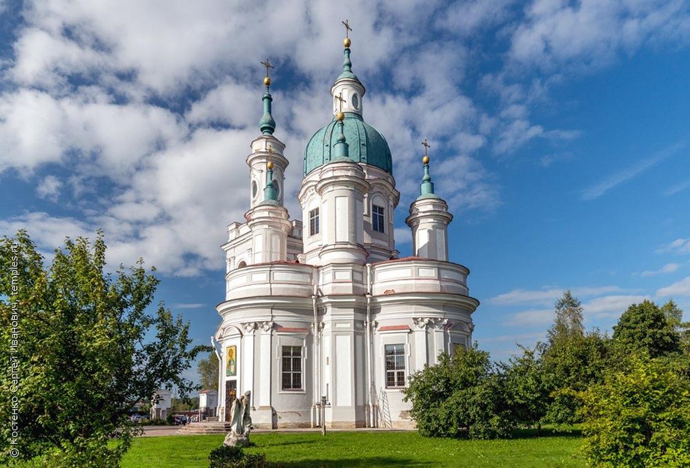 Екатерининский собор в Кингисеппе отреставрируют