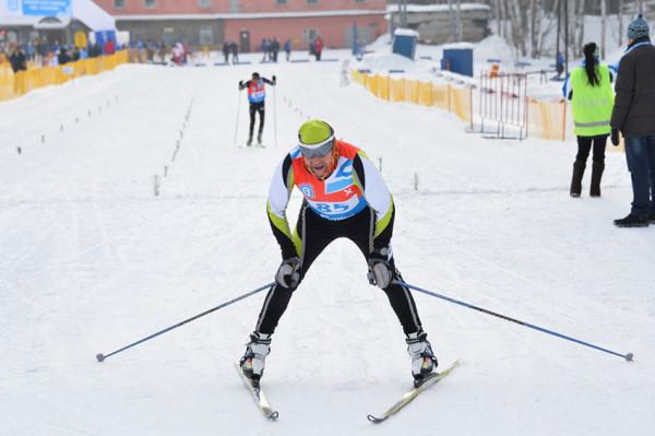 На масленичную неделю провожали зиму лыжным забегом