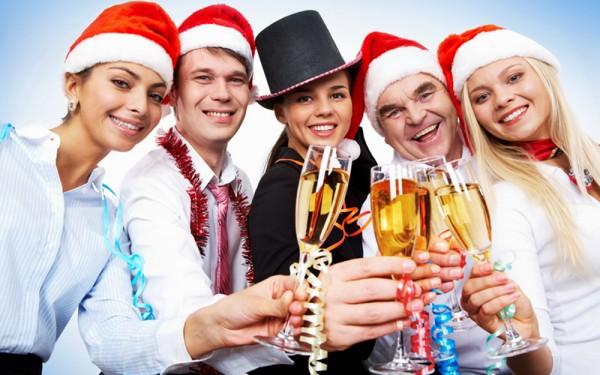 Новогодние вечеринки в Кингисеппе