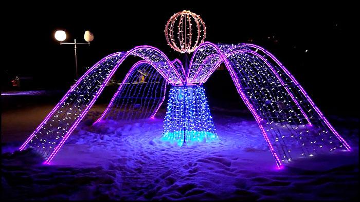 Новый год 2020 в Кингисеппе программа празднования