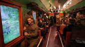 «Поезд Победы» сделает остановку в Кингисеппе