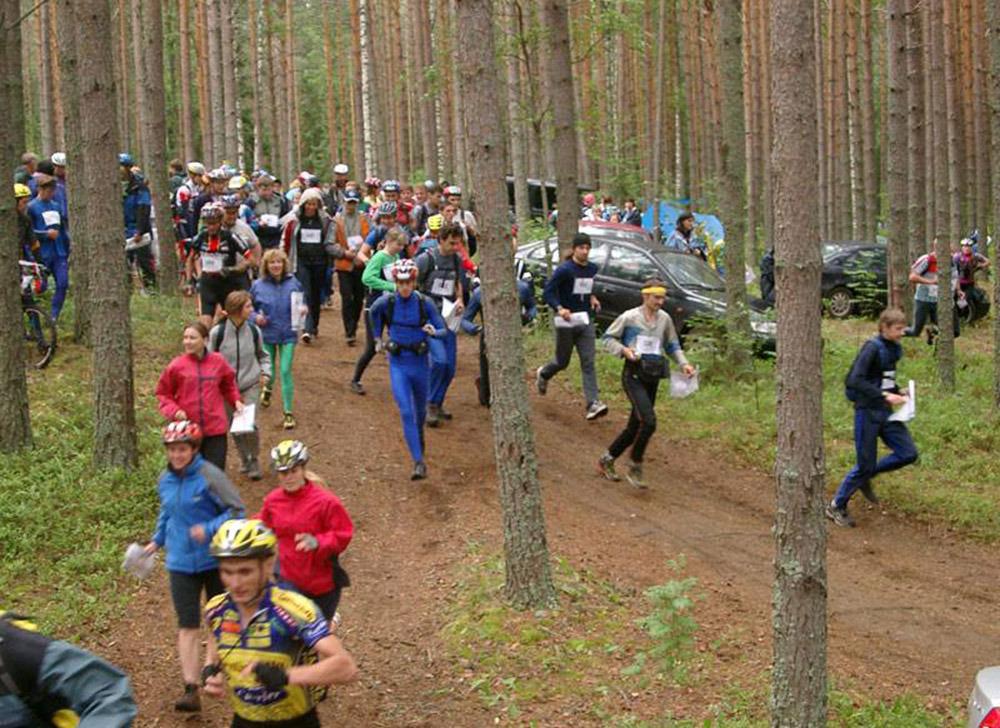 TOURISTIC BIKE RACE KINGISEPP - 2018