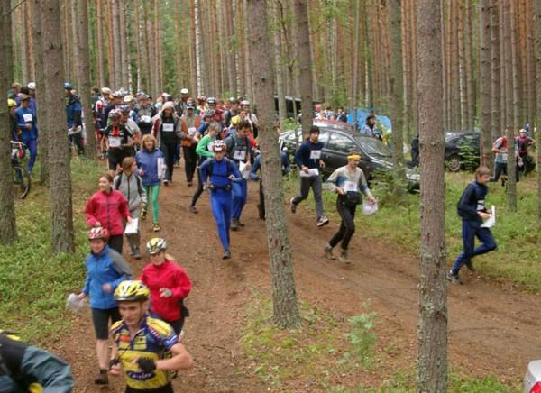 TOURISTIC BIKE RACE KINGISEPP - 2018