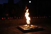 Вечный огонь привезли в Кингисепп