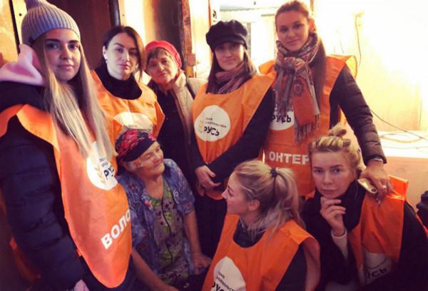 Волонтеры помогли около 1000 семей Кингисеппского района